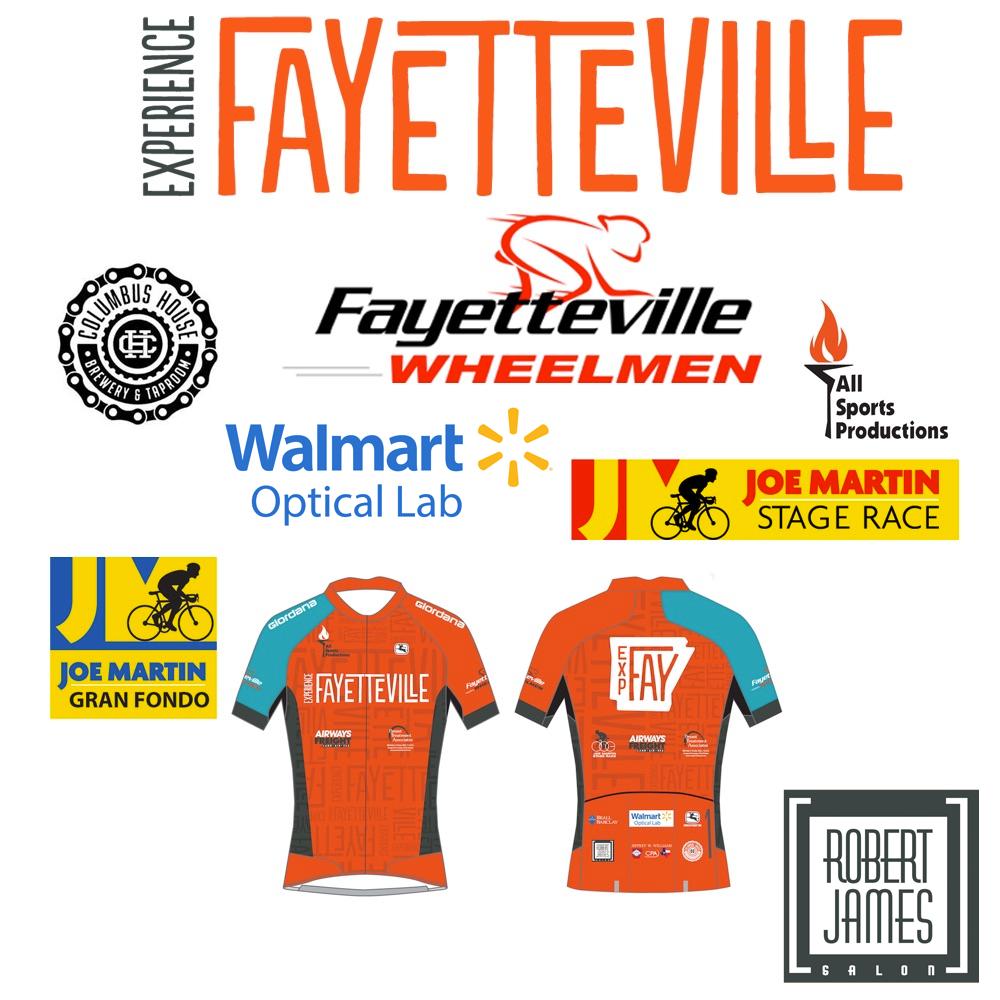 Fayetteville Wheelmen Sponsors